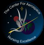 Aerospace Nursing Excellence Logo Patch 1 Idea II
